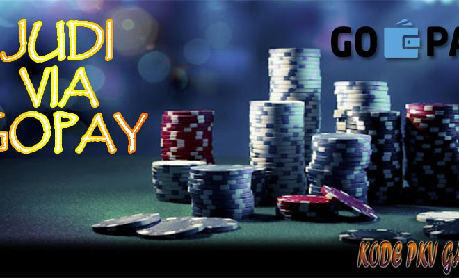Situs Judi Poker Deposit Via Gopay Tanpa Rekening