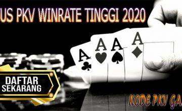 Agen Poker PKV Winrate Tinggi 2020 Dengan Id Pro PKV