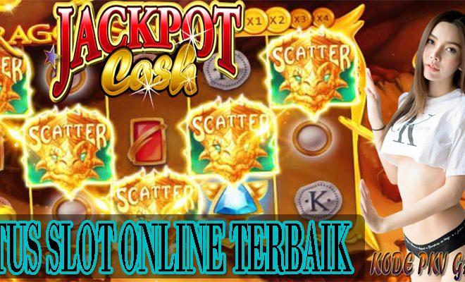Situs Slot Online Terbaik Dan Terpercaya Deposit Pulsa Tanpa Potongan